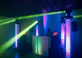 Iluminacion party extra