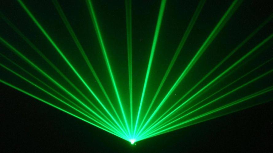 efectos especiales laser