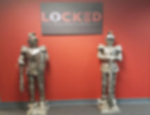 Escape Room - Lobby at Locked Adventures