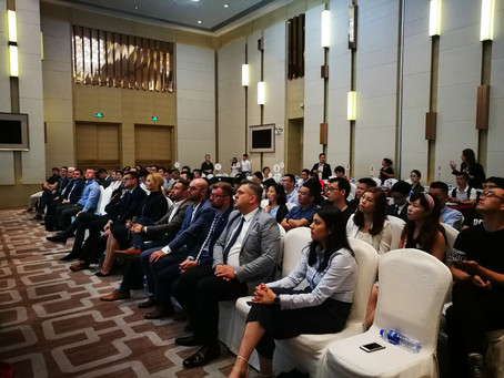 Poland Lubuskie Delegation Visited Guangzhou