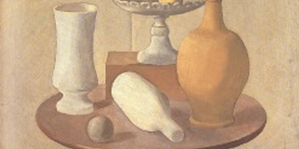 Metaphysical Masterpieces 1916 – 1920: Morandi, Sironi, and Carra
