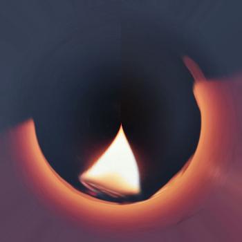 Polar coordinates distortion