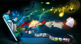 Multimedia illustration