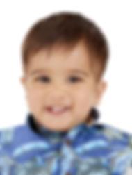 Childrens Passport visa photograph romfordsns