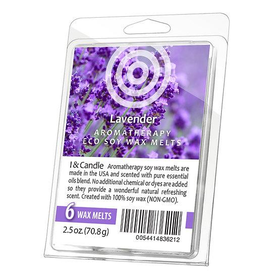 Lavender Aromatherapy Wax Melts
