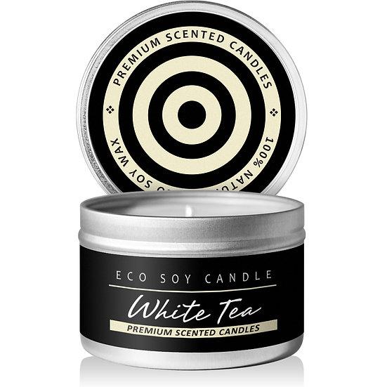 Fragrance ECO Soy Candle (White Tea)