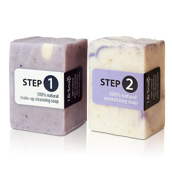 2 Step Makeup Remover - Facial Cleansing (2 pcs)