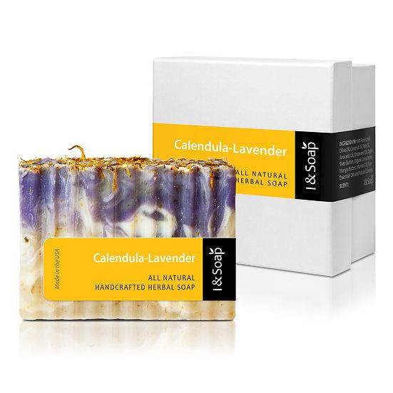 Calendula-Lavender Soap