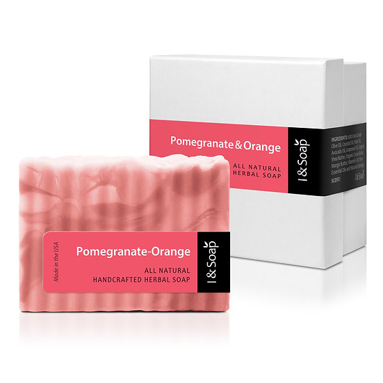 Pomegranate-Orange Soap