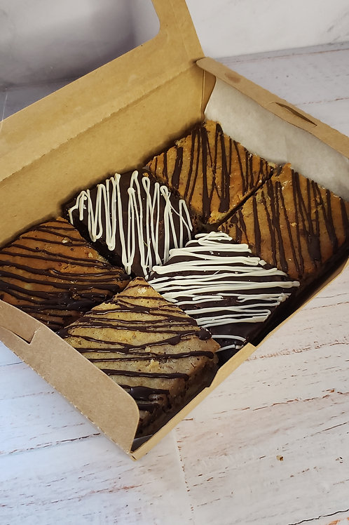 Caja Brownie - Nuez
