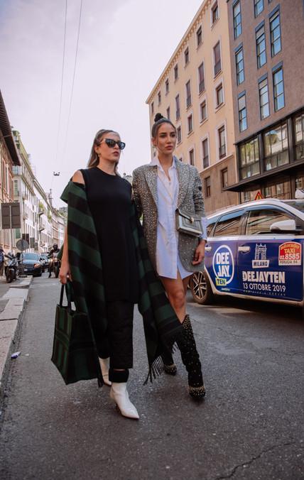 Tamara Kalinic & Camila Carril