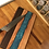 Thumbnail: Maple Live Edge with Blue River Cutting or Serving Board