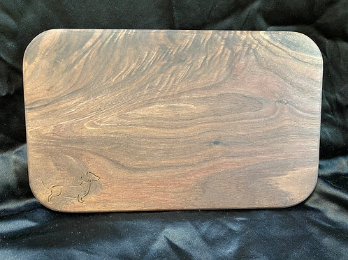 Black Walnut Cutting or Serving Board
