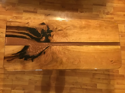 Orange River Live Edge Coffee Table