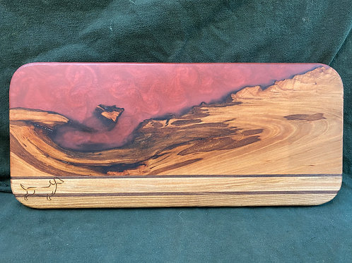 Red River Cutting or Serving Board