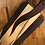 Thumbnail: Black Walnut Arrow in Oak - Cutting or Serving Board