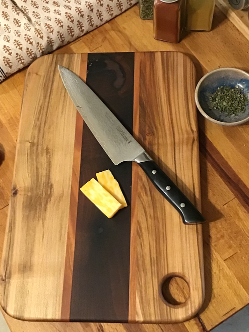 Indention Cutting or Serving Board