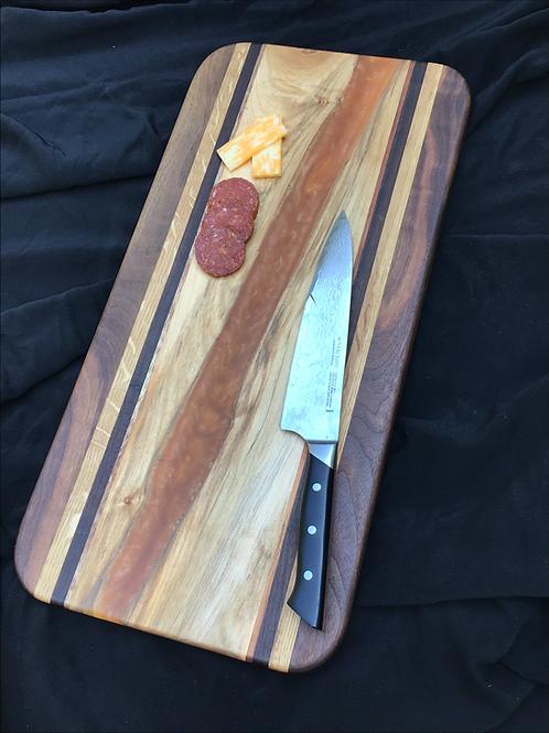 Orange River Cutting or Serving Board