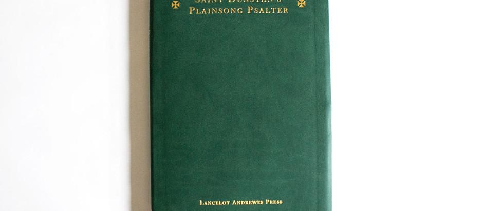 How to listen to St. Dunstan's Psalter