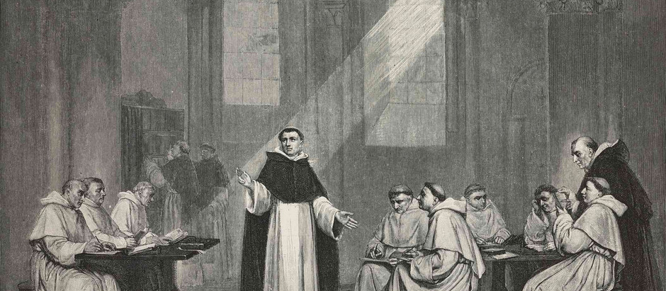 What We Can Learn From Thomas Aquinas As The Master Teacher
