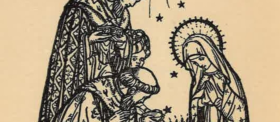 Epiphany Stars: A Meditation for Epiphany