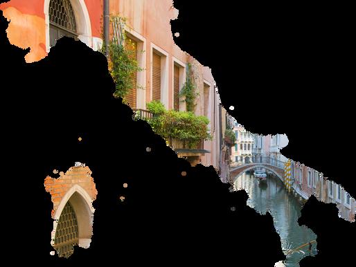 Road-Trip au jour le jour ! 1ère partie : L'Italie