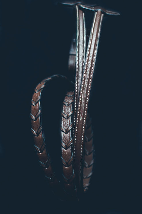 Fancy Raised Reins