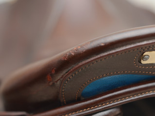 The TOP 5 ways you may be damaging your high end used saddle..