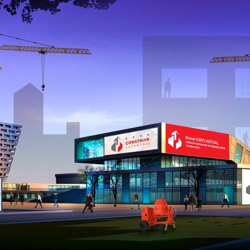 Fachada / Expo Construir edición 2020