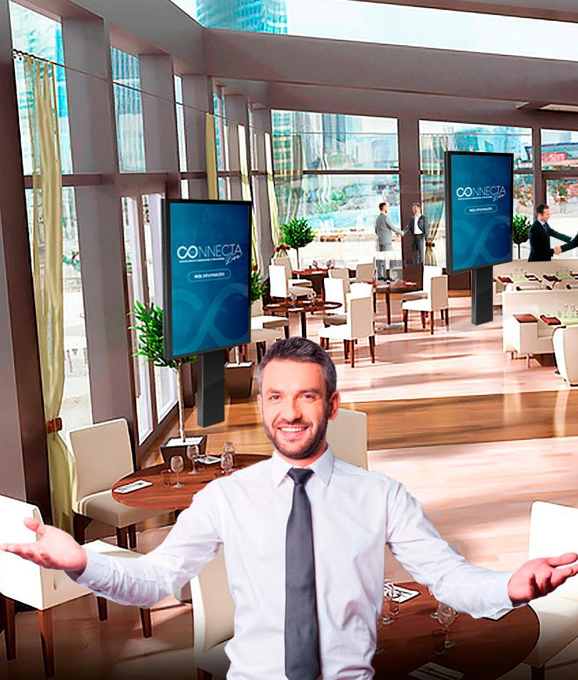 Sala de networking
