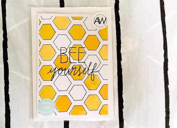 Greetings Card  - Amy Beth Walters Art