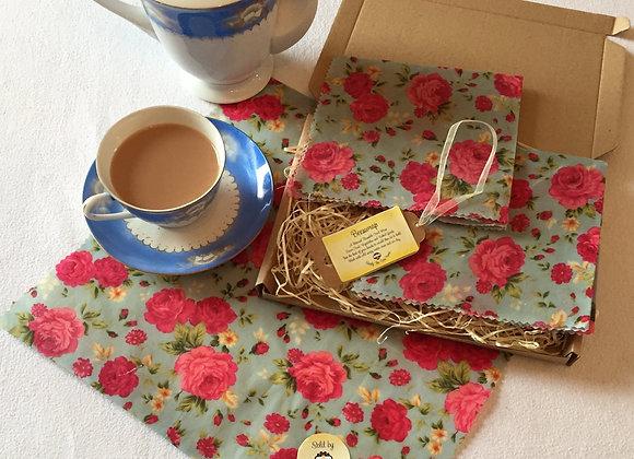 BeesWax Wrap Tea Party