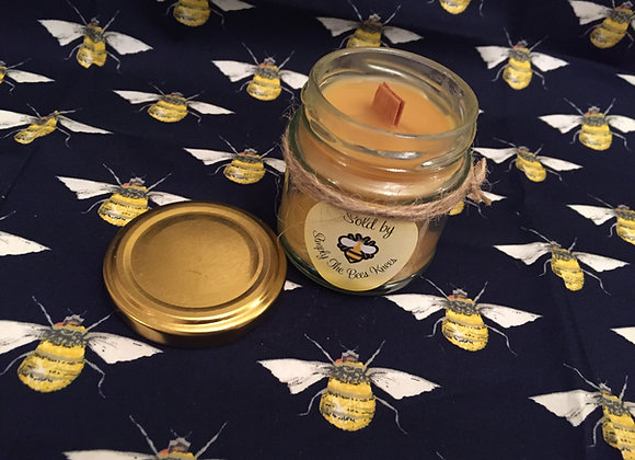Just Beeswax Candle