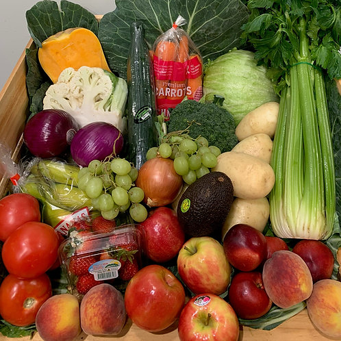 Couples Fruit & Veg Box