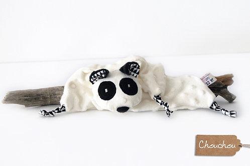 Chouchou le panda noir