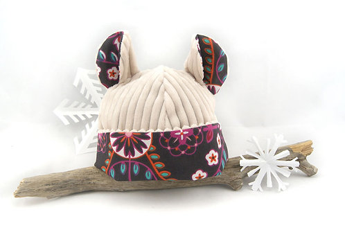 Bonnet souris - 12/18 mois
