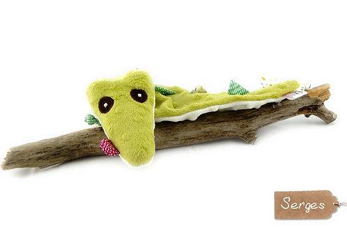 Serges le crocodile