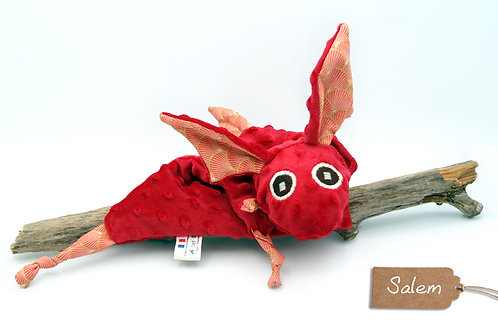 Doudou Salem le dragon rouge