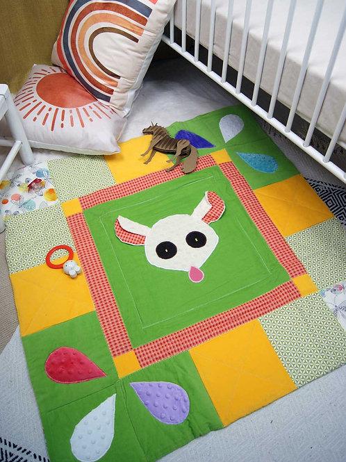 Tapis de jeu souris pour bébé