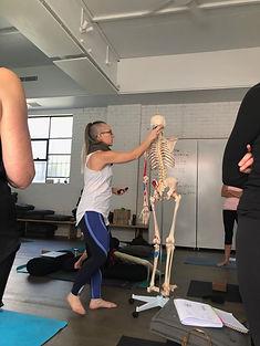 Vinyasa Yoga Teacher Training Melbourne Functional Anatomy