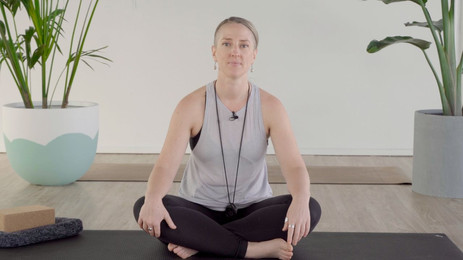 My Online Yin Yoga Classes