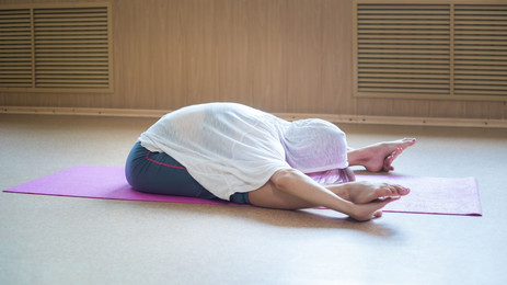 Different Options For Dragonfly Pose in Yin Yoga
