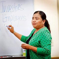 First Navajo business professor lands at