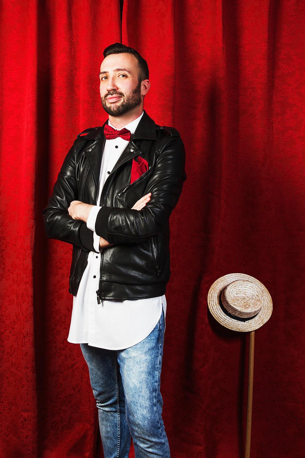 Javi Bouzas - Liebling! MC - Maestros de ceremonias, anfitriones para eventos, Asturias