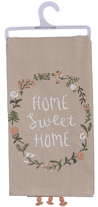 Dish Towel - Home Sweet Home