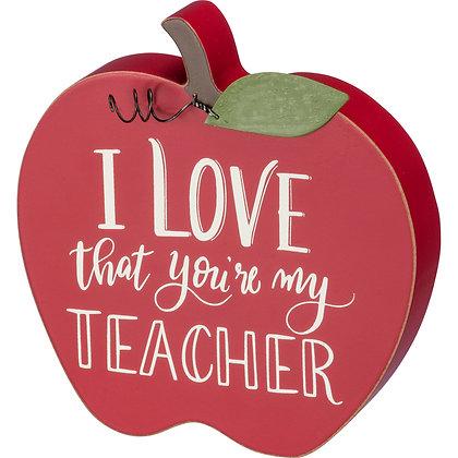 Chunky Sitter - My Teacher