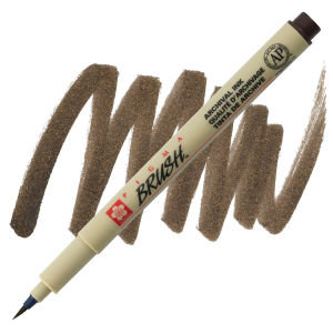 Sakura Pigma Brush Pen