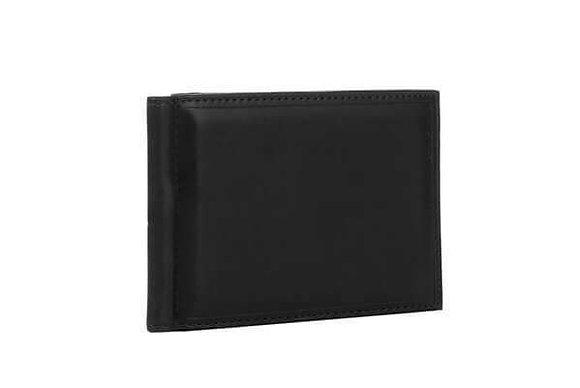 Mad Man 3 Fold Money Clip Wallet