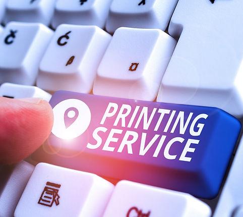 Handwriting text writing Printing Servic