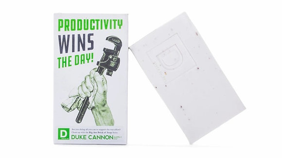 Duke Cannon WWII - Era Big Ass Brick Ass of Soap - Productivity